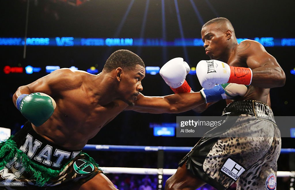 Danny Jacobs v Peter Quillin : News Photo