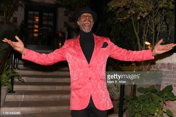 Danny John-Jules attending The Best Heroes Awards on October 15, 2019 in London, England.