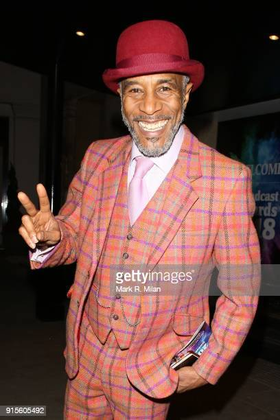 Danny JohnJules attending the Broadcast Awards on February 7 2018 in London England