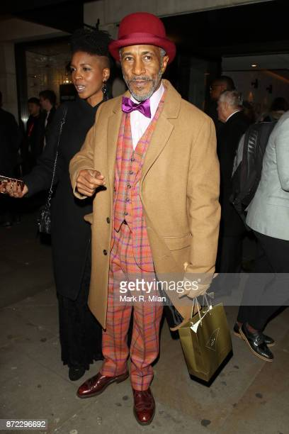 Danny JohnJules attending the ITV Gala afterparty at Aqua on November 9 2017 in London England