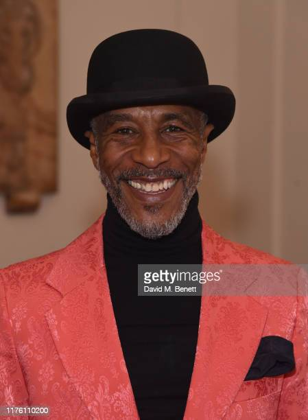 Danny John-Jules attends The Best Heroes Awards 2019 at The Bloomsbury Hotel on October 15, 2019 in London, England.