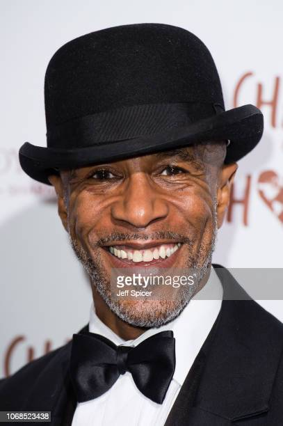 Danny John-Jules attends the Chain Of Hope Gala Ball 2018 at Old Billingsgate on November 16, 2018 in London, England.