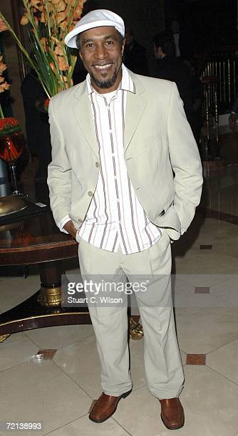 Danny John-Jules attends the Screen Nation Film & Television Awards 2006 at the Hilton Park Lane October 10, 2006 in London, England.