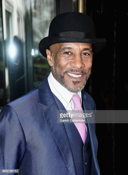 Danny John-Jules attends the TRIC Awards 2017 on March 14, 2017 in London, United Kingdom.