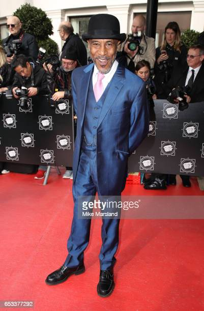 Danny JohnJules attends the TRIC Awards 2017 on March 14 2017 in London United Kingdom