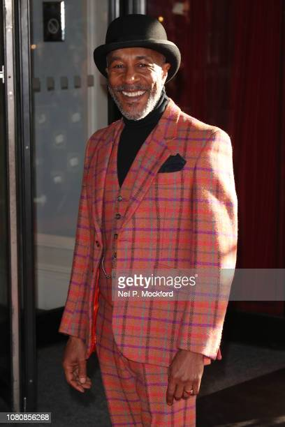 Danny John-Jules attends The TRIC Awards 2018 at Grosvenor House on December 11, 2018 in London, England.