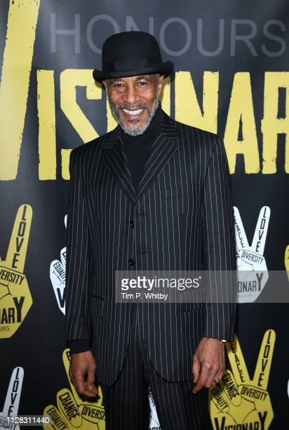 Danny John-Jules attends the UK's first prize celebrating social change in entertainment and media at BAFTA on February 08, 2019 in London, England.