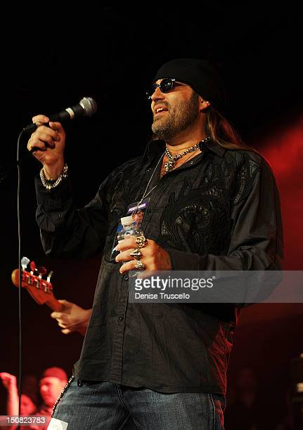 Danny Koker at the Vegas Rocks Awards 2012 after party at the Hard Rock Hotel and Casino on August 26 2012 in Las Vegas Nevada