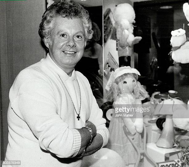 Danny La Rue A comic in a frock is how popular British entertainer describes himself