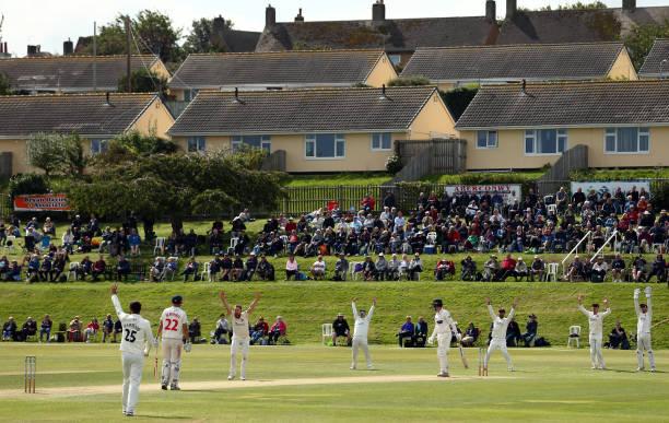 GBR: Glamorgan v Lancashire - Specsavers County Championship: Division Two