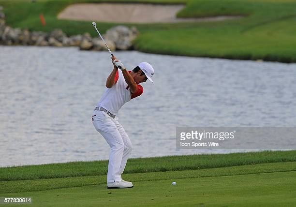 Danny Lee during the third round of the Arnold Palmer Invitational at Arnold Palmer's Bay Hill