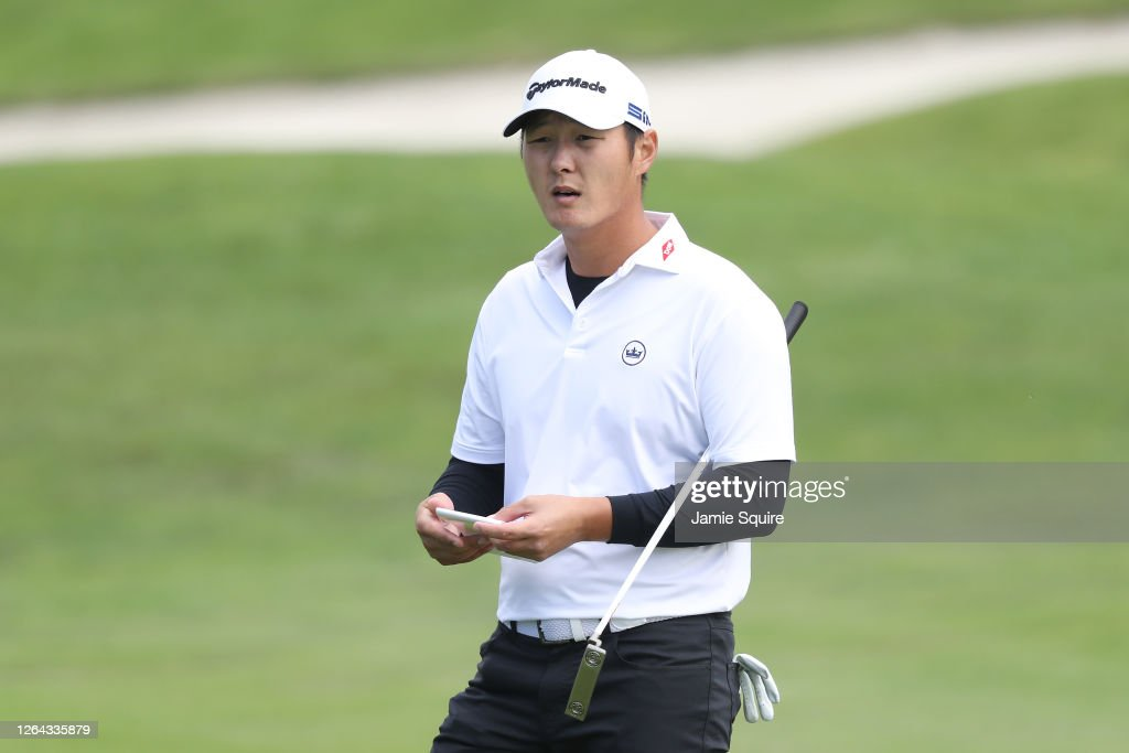 PGA Championship - Round One : News Photo