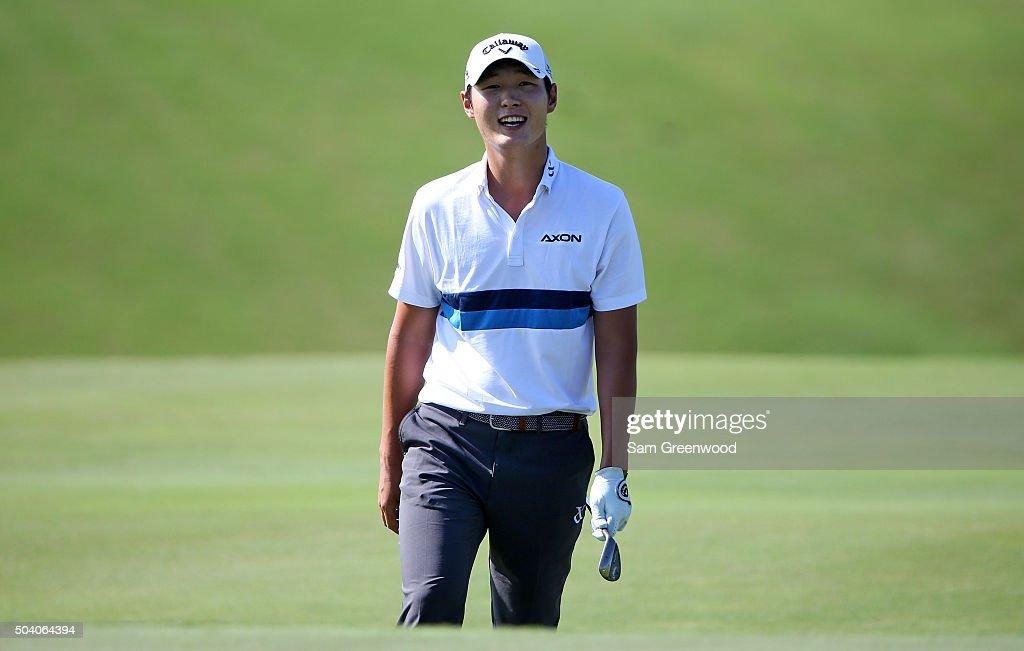 Hyundai Tournament of Champions - Round Two : News Photo