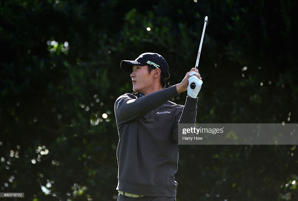 CareerBuilder Challenge In Partnership With The Clinton Foundation - Round Two : News Photo