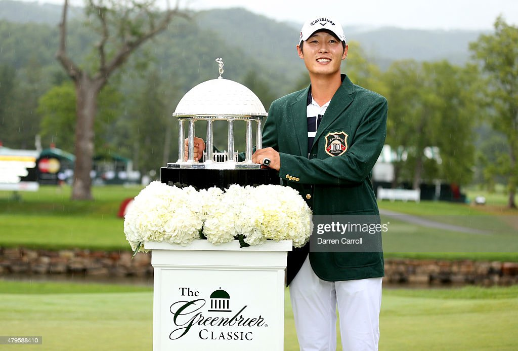 The Greenbrier Classic - Final Round : Nachrichtenfoto