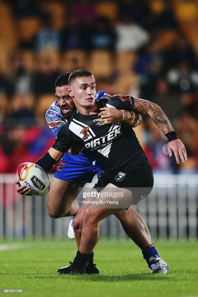 New Zealand v Samoa - 2017 Rugby League World Cup : News Photo