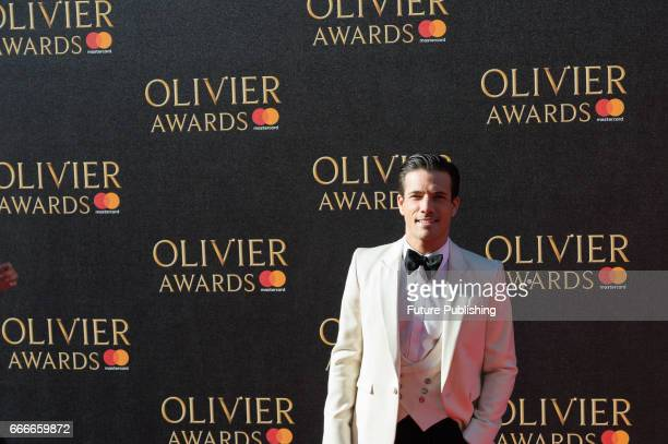 Danny Mac attends the 2017 Olivier Awards with Mastercard ceremony at the Royal Albert Hall on April 09 2017 in London England PHOTOGRAPH BY Wiktor...