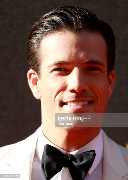 Danny Mac attends The Olivier Awards 2017 at Royal Albert Hall on April 9 2017 in London England