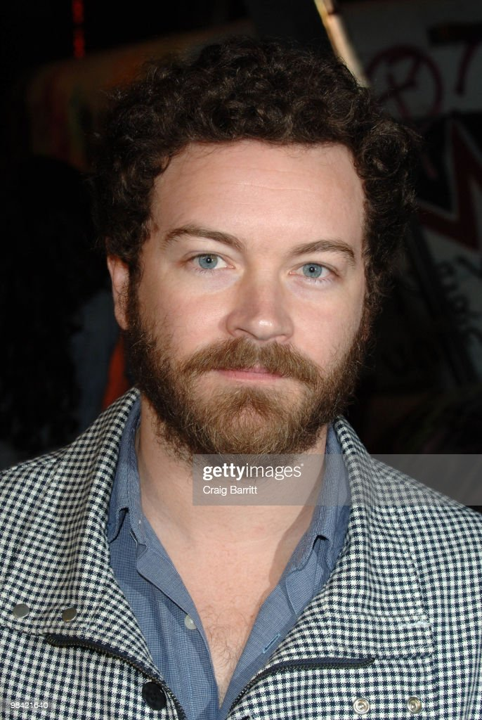 Danny Masterson arrives at Banksy's 'Exit Through The Gift Shop' Los Angeles Premiere on April 12, 2010 in Los Angeles, California.