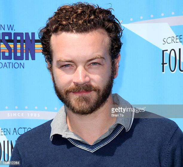Danny Masterson attends 2nd annual SAG foundation golf classic at El Caballero Country Club on June 13 2011 in Tarzana California