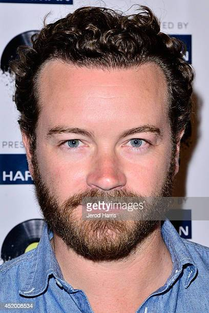 Danny Masterson attends the Los Angeles Premiere of 'The Distortion of Sound' at The GRAMMY Museum on July 10 2014 in Los Angeles California