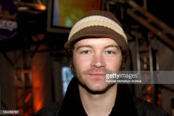 Danny Masterson during 2005 Park City Sippin' at Sunset at Crown Royal Lounge Presented by Stuff Magazine at Village at the Lift in Park City Utah...