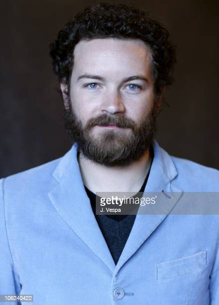 Danny Masterson during 2007 Sundance Film Festival 'Smiley Face' Portraits at Delta Sky Lodge in Park City Utah United States