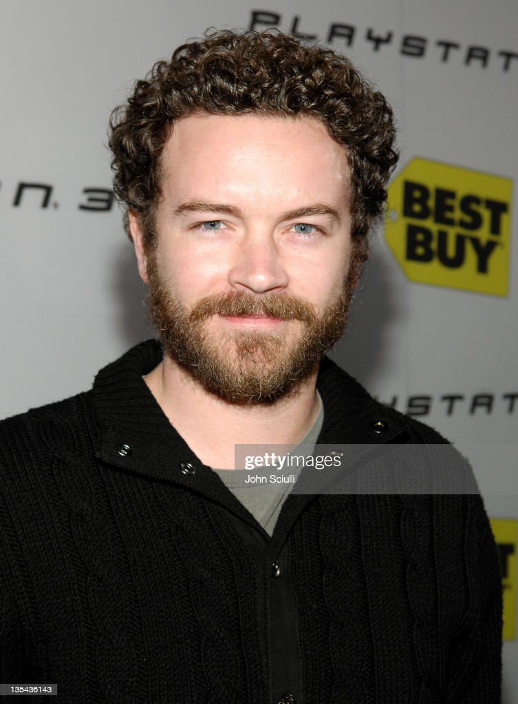Danny Masterson during Best Buy Celebrates the Launch of the New Playstation 3 - Arrivals at Best Buy in West Hollywood, California, United States.