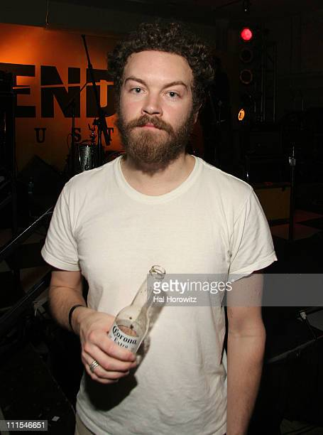 Danny Masterson during Blender House Party at SXSW Day 3 at Blender House in Austin Texas United States