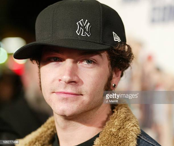 Danny Masterson during 'Cheaper By The Dozen' World Premiere at Mann's Grauman Chinese Theatre in Hollywood California United States