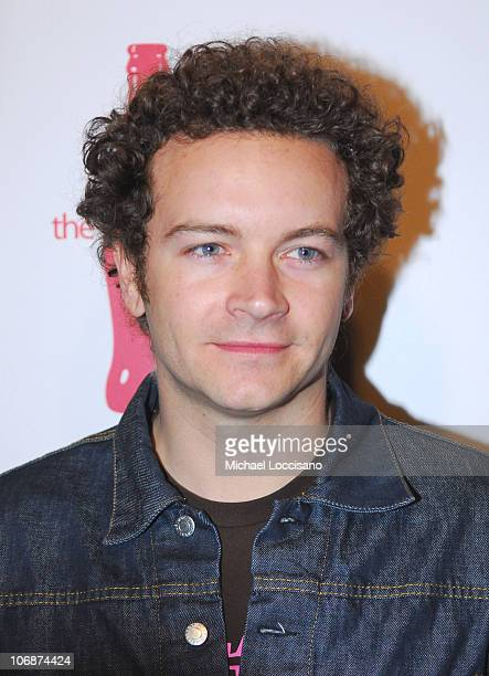 Danny Masterson during CocaCola's Coke Side Of Life Launch Party with a Performance by NeYo March 30 2006 at Capitale in New York City New York...