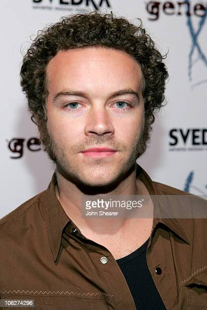 Danny Masterson during Genetic Denim Launch Party Sponsored by Svedka - Arrivals at LAX in Los Angeles, California, United States.
