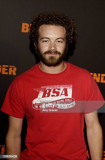 Danny Masterson during Jewel Blender Session at the Chrysler House during the Chrysler Million Dollar Film Festival at Chrysler Million Dollar...