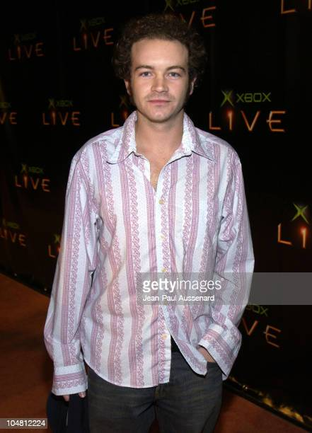 Danny Masterson during Launch Party for Xbox Live Arrivals at Peek at The Sunset Room in Hollywood California United States