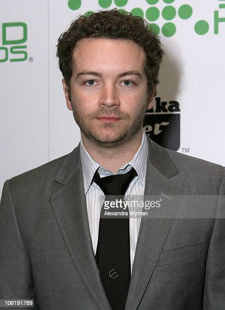 Danny Masterson during Movieline's Hollywood Life 9th Annual Young Hollywood Awards Sponsor Arrivals at Henry Fonda Theater in Los Angeles California...