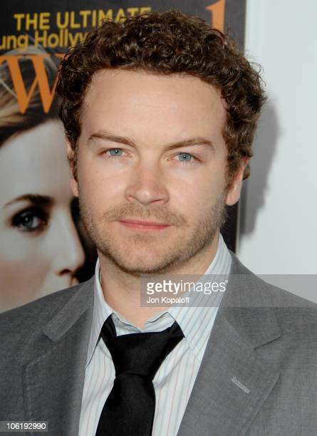 Danny Masterson during Movieline's Hollywood Life 9th Annual Young Hollywood Awards Arrivals at Music Box at The Fonda in Hollywood California United...