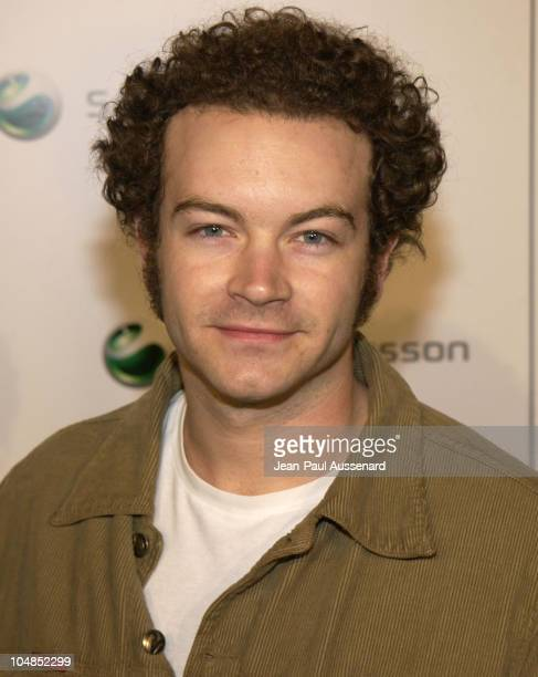 Danny Masterson during Sony Ericsson's Hollywood Premiere Party 2003 at The Palace in Hollywood California United States