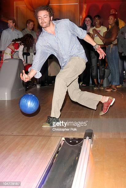 Danny Masterson during Teen People Celebrates The 6th Annual '25 Hottest Stars Under 25' at Lucky Strike Lanes in Hollywood California United States