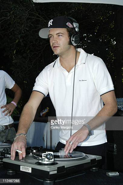 Danny Masterson during The W Hollywood Yard Sale Presented by GUESS at Private Residence in Brentwood California United States