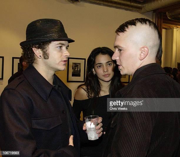 Danny Masterson Natalie Martinez and Cyril Helnwein *Exclusive*