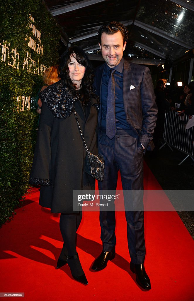 London Evening Standard British Film Awards - VIP Arrivals : News Photo