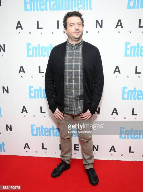 Danny McBride attends 'Alien Covenant' Special Screening at Entertainment Weekly on May 15 2017 in New York City