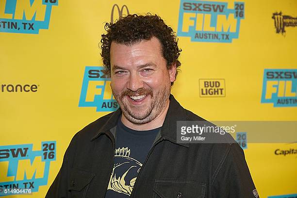 Danny McBride attends the premeire of HBO's Vice Principals at the Stephen F Austin Hotel during South By Southwest Film Festival on March 11 2016 in...
