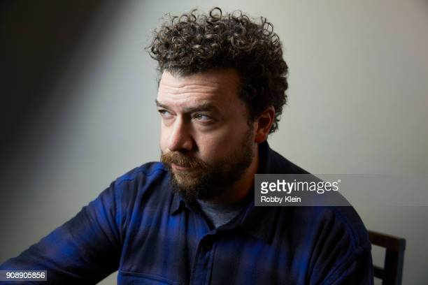 Danny McBride from the film 'Arizona' poses for a portrait at the YouTube x Getty Images Portrait Studio at 2018 Sundance Film Festival on January 21...
