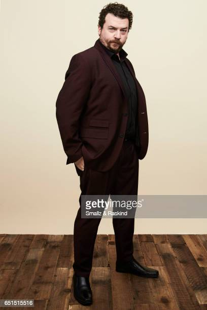 Danny McBride poses for portrait session at the 2017 Film Independent Spirit Awards on February 25 2017 in Santa Monica California