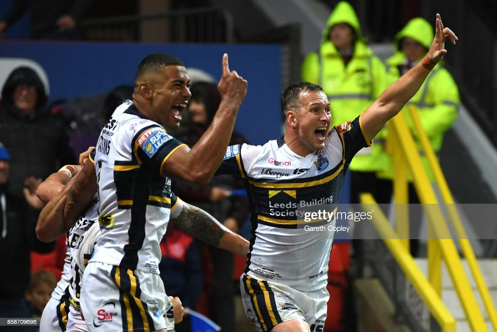Castleford Tigers v Leeds Rhinos - Betfred Super League Grand Final : News Photo