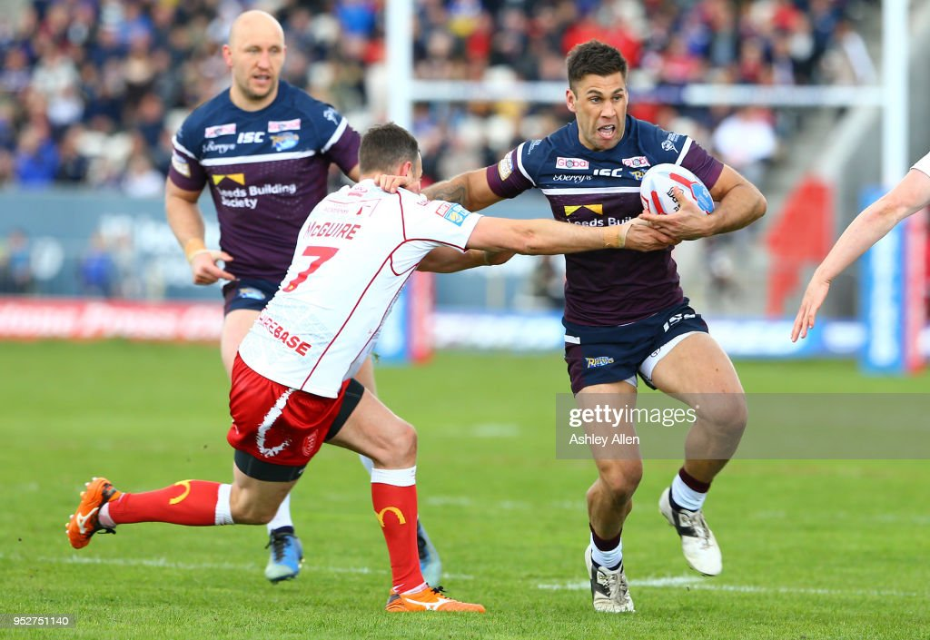 Hull KR v Leeds Rhinos - BetFred Super League