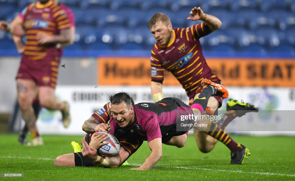 Huddersfield Giants v Hull KR - Betfred Super League