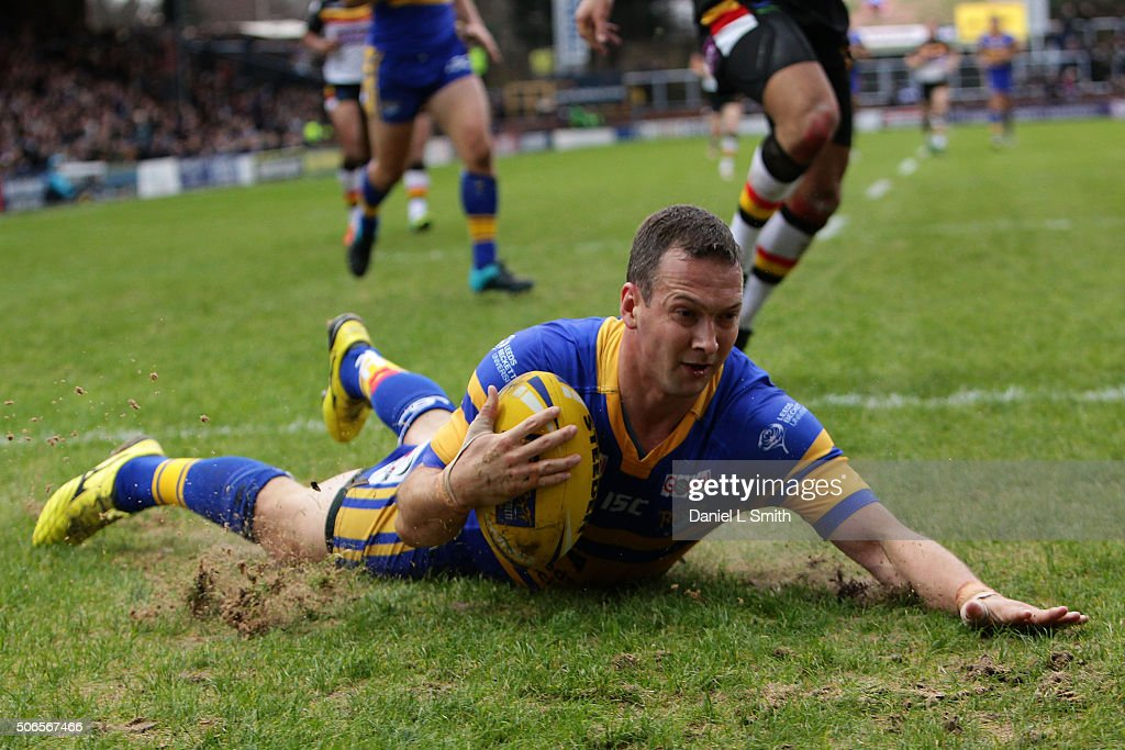 Leeds Rhinos v Bradford Bulls: Friendly