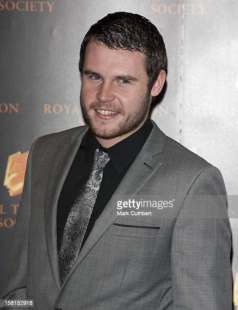 Danny Miller Arrives At The Royal Television Society'S Rts Programme Awards At The Grosvenor House Hotel In London